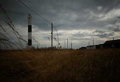Dungeness (Bill Picquigny) Tags: dungeness kent coast lighthouse mood atmospheric gloom