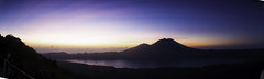 Mt. Batur Panorama (soni.jayantika) Tags: sunrise mount batur volcano active rays beauty bali asia island travel holiday tourism tourist life islandlife beautiful natural