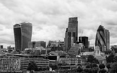 The City... (Dan Elms Photography) Tags: london architecture skyline londoncity londonskyline canon canon70d 70d danelms danelmsphotography talldan76 cloudy sky clouds walkietalkie city thecity