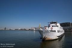 Flandria Havenrondvaart [2] (Werner Wattenbergh) Tags: flandria ferry schip veerboot antwerpen belgie bel