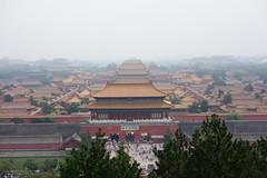 DSC03671 (JIMI_lin) Tags: 中國 china beijing 景山公園 故宮 紫禁城 天安門 天安門廣場