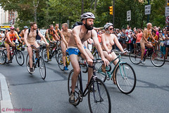 Philadelphia Naked Bike Ride (unveiledstreet) Tags: allrightsreserved candid copyright2016 pnbr philadelphia philly phillynakedbikeride photography ride rittenhouse rittenhousesquare bicycle bike naked street tits breast female woman girl bodypaint body paint nude penis balls nuts scrotum dick male man guy