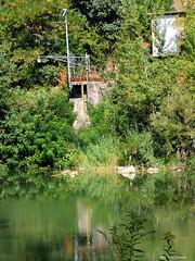 ER 160818 (46) (Paolo Bonassin) Tags: italy emiliaromagna casalecchiodireno pontedipace bridges ponti bridge ponte fiumi reno rivers fiumereno