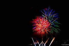 Fireworks (joe petruz) Tags: petruz firework light black