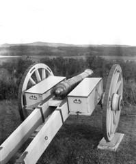 Saratoga battlefield (Sergei Prischep) Tags: 8x10 agfaxray bluefilm korona camera bauschandlomb unicumshutter saratoga battlefield
