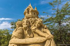 035 - Burgas - Sand Sculptures Festival 2016 - 24.08.16-LR (JrgS13) Tags: bulgarien filmhelden outdoor reisen sand sandscuplturefestivals sandskulpturenfestival urlaub burgas