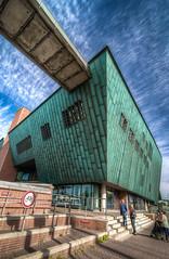 Amsterdam - Nemo (auredeso) Tags: amsterdam nemo museo scienze mare sea science museum verde green hdr