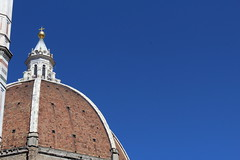 IMG_4330 (beatrizluciowfrossard) Tags: dome brunelleschi firenze florence tuscany italy blue sky