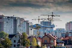 Let L-200 Morava (Valery Parkhomenko) Tags: nikon nikond50 nikkor d50 70300mm air aircraft sky festival outdoor architecture skyline