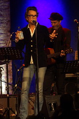 David Johansen and Jonathan Donohue (Feast of Music) Tags: citywinery davidjohansen folk mercuryrev worldmusic