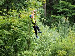 P8234109e (topzdk) Tags: treeclimbing summer 2016 czechrepublic ski slope lanovy park