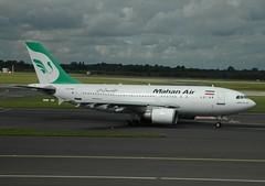 W5 A310 F-OJHH (PlaneSnapper) Tags: germany air airbus dusseldorf w5 mahan dus a310 fojhh a3103