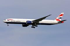 B777-3.G-STBF (Airliners) Tags: iad british boeing britishairways 777 b777 boeing777300 5112 speedbird b7773 gstbf