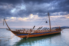 Argo ship [Explored] (nikolaos p.) Tags: ships greece argo volos
