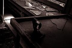shoe #4463 (korafotomorgana) Tags: urban decay g urbanexploration yonkers bti urbex plantresearchinstitute pentaxk5 googleplus