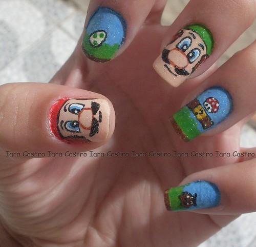 Super Mario *-*