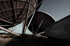 A Dish Best Served Derelict (UE Critical Mass) Tags: abandoned landscape military dishes cinematic derelict radar raf ue stenigot