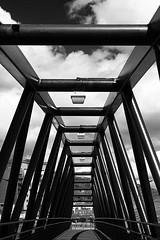 Bridge support (Jo Evans1 - on catch up) Tags: bridge geometric swansea shapes trafalgar sas