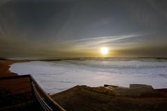 Anglet - Sunset (Cédric Darrigrand) Tags: ocean sunset canon euskalherria basquecountry paysbasque anglet t2i eos550d kreatox kreatoxcom cédricdarrigrand