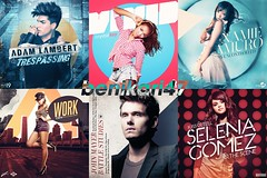 Unreleased Covers Part 19 (Benikari47) Tags: adam work john kiss crystal tell cd namie amuro kay vivid battle scene cover ciara missy mayer lambert selena gomez elliott studies trespassing the uncontrolled benikari47