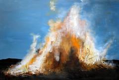 Feuer (Acrylbilder) Tags: abstract acrylics acrylfarben leinwand oelfarben 2011 acrylbilder acrylmalerei acrylgemälde acrylgemaeldegalerie