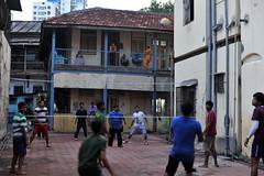 Gamdevi (E R) Tags: sky india evening mumbai handball skyrise marathi grantroad kamathipura mumbairoad mumbaistreets chaal slumcity mumbaislum mumbaicityscape asiaslargestsextradedistrict mumbaichaal
