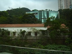 Looking over to old barracks (cumulo-nimbus) Tags: architecture hongkong asiasociety april2012