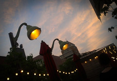 Rooftop Lights at Juliette - Williamsburg, Brooklyn (ChrisGoldNY) Tags: nyc newyorkcity usa newyork rooftop yellow brooklyn america lights forsale restaurants roofs posters williamsburg gothamist nightlife juliette magichour bookcovers bk albumcovers eater htc htc1 chrisgoldny chrisgoldberg chrisgold chrisgoldphoto