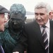 Mick O'Dwyer and his Statue