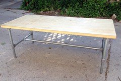 Simple Table Structure