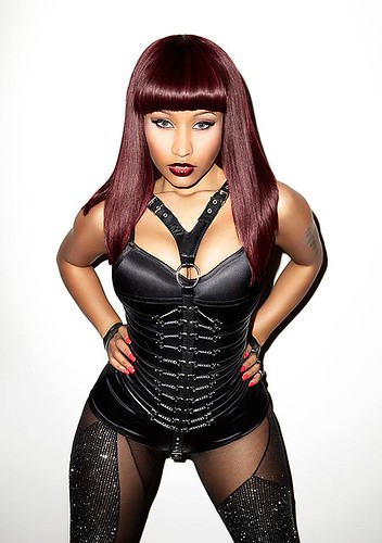 NEW NICKI MINAJ URBAN INK MAGAZINE PICS