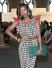Ayrene Katabazi pictured at the ebay.ie fashion show at Smock Alley Theatre, part of the ebay.ie online fashion week. Photo: Anthony Woods.