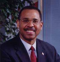 Kenneth Blackwell, American politician, former mayor of Cincinnati, Ohio and former Ohio Secretary of State
