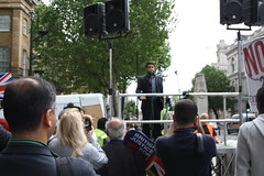 Omer El-Hamdoon 07 (MABonline) Tags: britain muslim protest free ahmed babar association mab ahsan talha