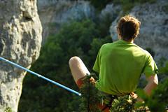 NG-4 (Touf-touf) Tags: natural games amateur falaise slackline highline ligne escalade grimpe millau hauteur boffi causses