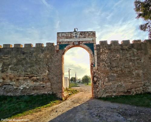 La porte d'Al kasaba de Selouane
