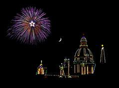 DSC_0353-2-2-2 (Dede0086) Tags: moon church night feast nikon fireworks malta festa siggiewi abigfave