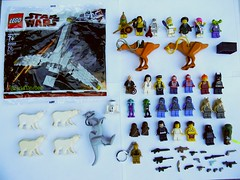 All for sale! (Brick Spectre) Tags: lego sale prototype trade brickarms