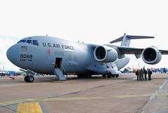RIAT Fairford 2012 (TRSZ) Tags: tattoo force air united iii royal reserve international states boeing globemaster command 2012 fairford riat c17a