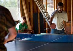 intensity (porschelinn) Tags: game men net sport canon fun eos rebel intense movement action paddle depthoffield pingpong players f18 actionshot 550d t2i porschelinn porschebrosseau