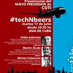 #techNbeers Sintesis #uyusatrip