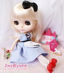 Neo Blythe Darling Diva-Alice in Wonderland
