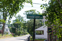 Arnold Lane... (DjD-567) Tags: street music sign newengland ct pop pinkfloyd transvestite british rocknroll psychedelic stafford arnoldlayne