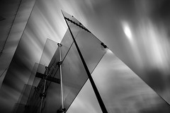 Smooth........ (Digital Diary........) Tags: longexposure architecture clouds movement le sthelens weldingglass