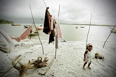 Ajuruteua/PA (Ricardo_ Lima) Tags: brazil praia beach children amazon cultura amazônia