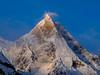 The Queen with a Crown- Mashabrum (Aamir Choudhry) Tags: pakistan mountain trekking peak concordia k2 aamir 2012 skardu baltoro masherbrum lyallpur concordians mashabrum