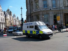 West Yorkshire Police YJ09DHF (Waterford_Man) Tags: london trafalgarsquare westyorkshirepolice yj09dhf