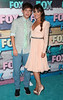 Kevin McHale and Lea Michele Fox All-Star Party held at the Soho House - Arrivals West Hollywood, California