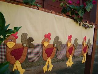 Bandô de galinhas