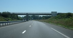 A84-72 (European Roads) Tags: road france sign highway brittany motorway bretagne freeway normandie autoroute normandy rennes caen fougres avranches a84